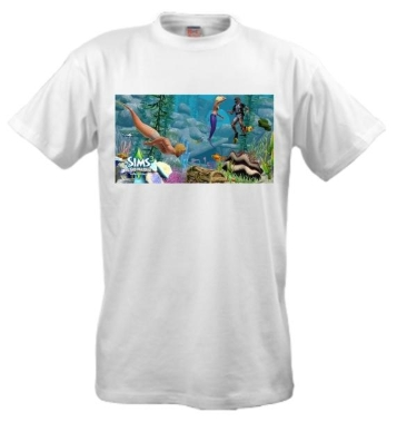 Sims 3 T-Shirt Merch