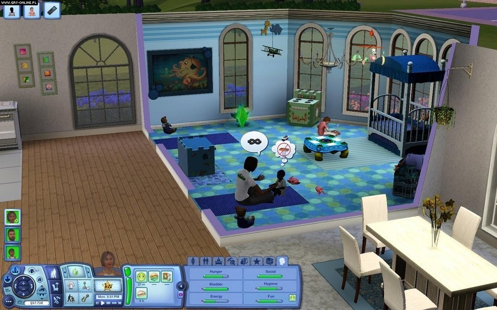 The Sims 3 game to download